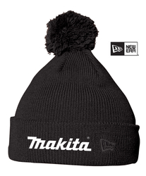 Makita Pom Pom Toque by New Era